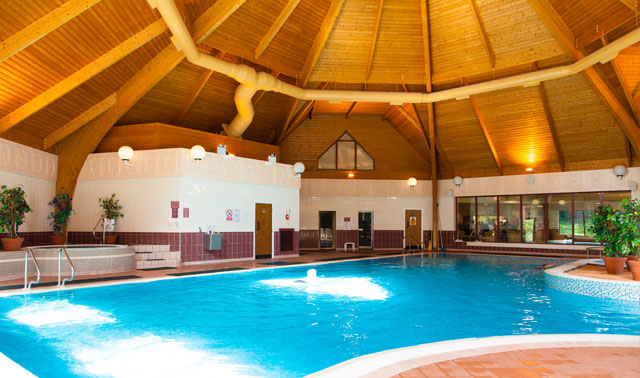 The Pool at the Leisure Club